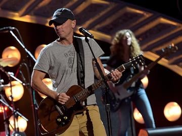 NASHVILLE, TN - DECEMBER 14:  Kenny Chesney performs onstage during the 2014 American Country Countdown Awards rehearsals on December 14, 2014 in Nashville, Tennessee.  (Photo by Rick Diamond/Getty Images for dcp) By Rick Diamond