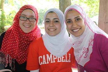 The victims were Deah Shaddy Barakat, 23, Yusor Mohammad, 21, and Razan Mohammad Abu-Salha, 19. By Nida Allam
