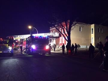 Two children were inside a home in the 3960 block of North Florissant when it caught fire just after 5:00 a.m. Friday By Stephanie Baumer