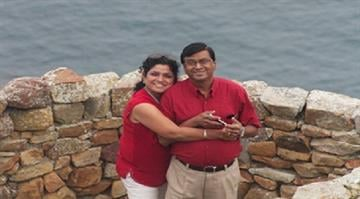 Shanthi and C. S. Seshadri were arranged to be married in 1985. They say it was a perfect match. By Supraja Seshadri