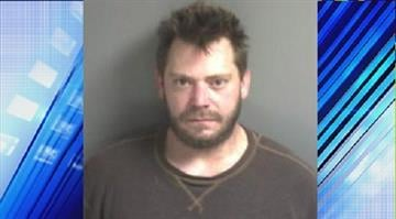 Kirk W. Hall, 37, was arrested on an outstanding warrant for driving while intoxicated, alcohol aggravated offender after causing two accidents while fleeing police. By Shawn Campbell