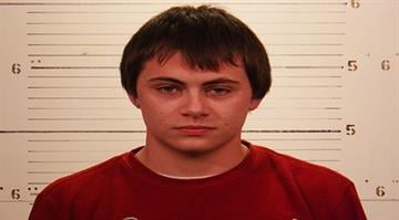 Brandon Murphree is charged with three counts of aggravated arson for a house fire in Marissa. By Stephanie Baumer