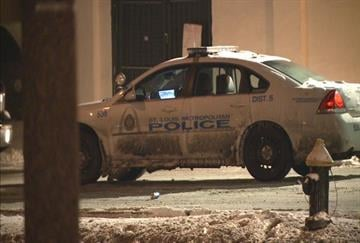 A man was shot twice Monday night in close proximity of the E & J Package Liquor store. By KMOV