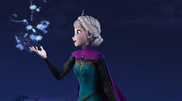 """Disney's """"Frozen"""" wins an Oscar for """"Best Animated Feature Film of the Year,"""" at the 2014 Academy Awards. By Stephanie Baumer"""