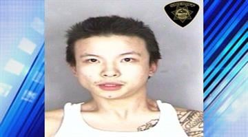 Salem police say some of 24-year-old Kao Nai Saechao's charges include attempting to elude police, hit-and-run, criminal mischief and DUI. By Stephanie Baumer