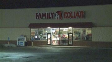A Family Dollar store in the Unincorporated North County was robbed Monday night. The suspect got away with cash. By KMOV