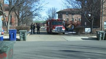 The man was shot in the 1500 block of Biddle around 9:15 a.m. Tuesday. By Stephanie Baumer