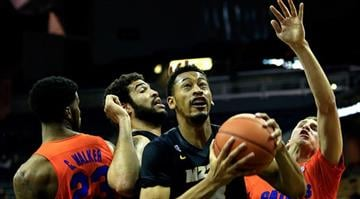COLUMBIA, MO - FEBRUARY 24:  Johnathan Williams III #3 of the Missouri Tigers grabs a rebound during the game against the Florida Gators at Mizzou Arena on February 24, 2015 in Columbia, Missouri.  (Photo by Jamie Squire/Getty Images) By Jamie Squire