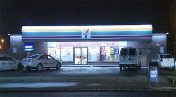 The suspect entered the store in the 200 block of Hoffmeister Avenue and stole the items just before 2:00 a.m. By Stephanie Baumer