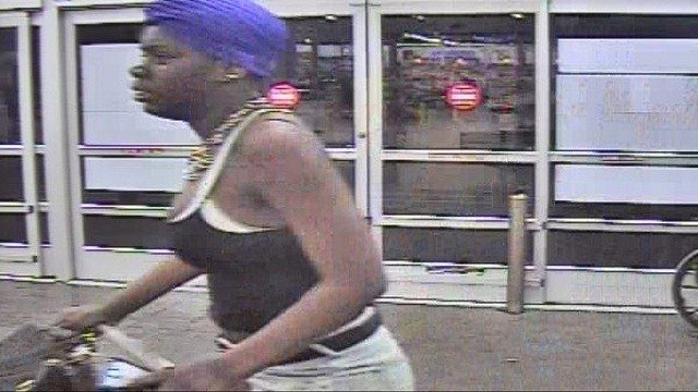 Collinsville Police are looking for suspects wanted for theft at Walmart and a shooting that occurred shortly after.