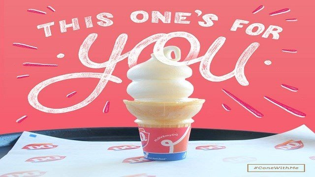 DQ customers can get a free ice cream cone on March 16.