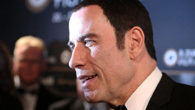 ZURICH, SWITZERLAND - SEPTEMBER 20: John Travolta attends the green carpet for the 'Savages' movie presentation and the opening of the Zurich Film Festival 2012 on September 20, 2012 in Zurich, Switzerland. (Photo by Thomas Niedermueller/Getty Images)  Re