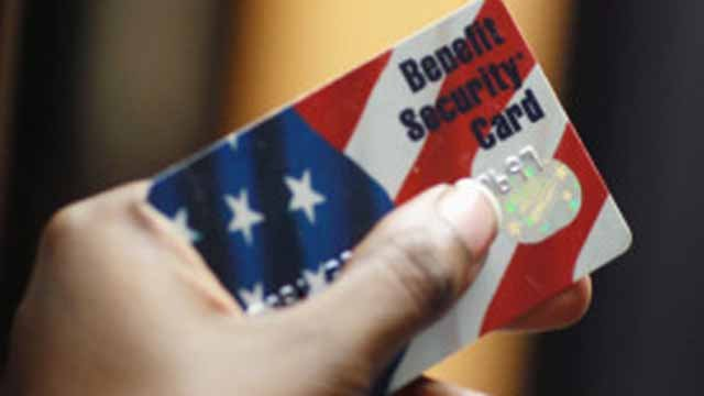 Police accused a St. Louis County man of illegally receiving food stamps for nearly two years.