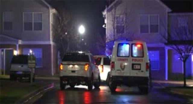An investigation is underway after a man was found shot in Country Club Hills late Tuesday night.