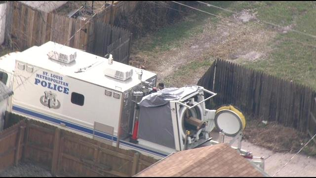 Skyzoom 4 was over a home in the 1100 block of Howell Street