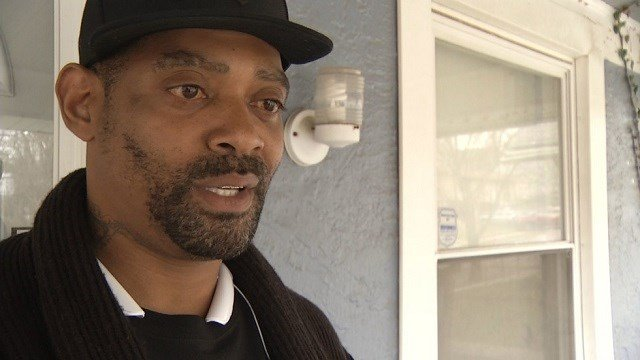 Damon House is the brother of Reginald Adams, the suspect of a random shooting and police chase on I-70.