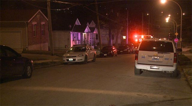 Authorities responded after a man was stabbed in North City