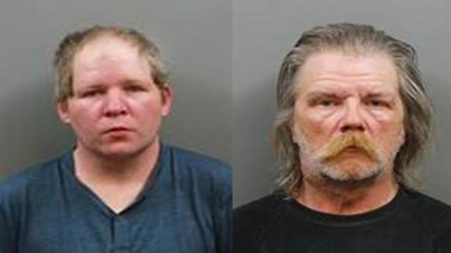 Brendon M. Collier & Marc G. Miller are suspected of robbing a US Bank in Fairview Heights