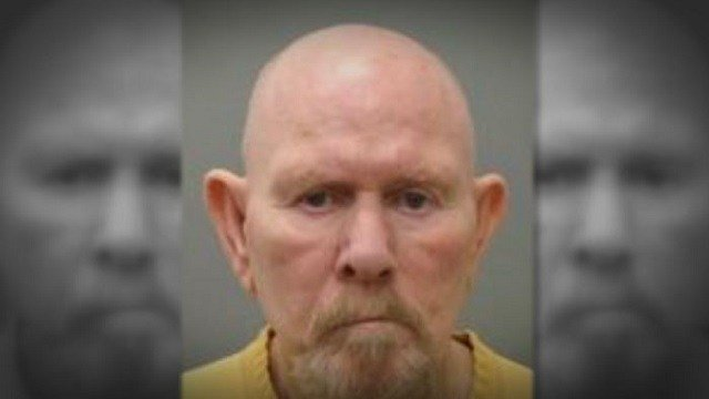 Jim Smallwood allegedly pointed a fully loaded Ruger handgun at another driver in a case of road rage.
