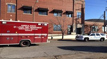 An 8-year-old boy was found with a gunshot wound to his leg at the St. Louis Language Immersion School, located at 4011 Papin Street. The school is about a mile from the Lafayette Avenue shooting scene.
