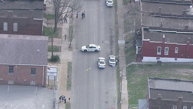 Homicide Investigation in North St. Louis