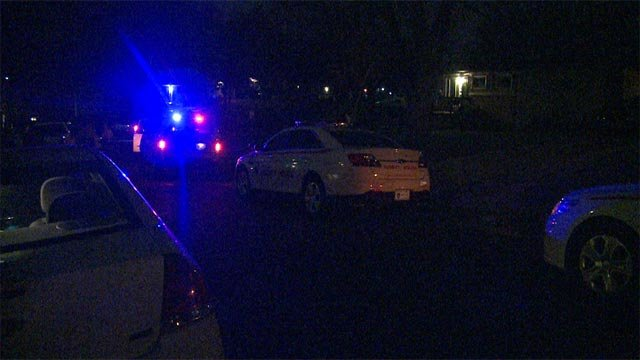 According to police, a woman was at her home in the 3900 block of Cranberry when she heard multiple gunshots being fired outside around 10:00 p.m