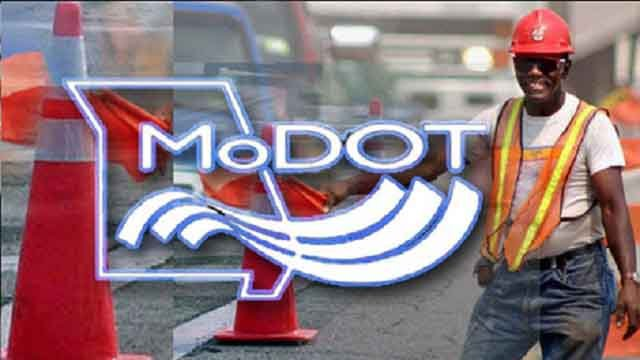 The Missouri Department of Transportation (MoDOT) alerted drivers of ongoing nighttime and weekend lane closures Wednesday, August 26, 2015.