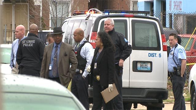 A homicide investigation is underway in North City after a man was shot and killed Friday.