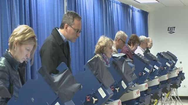 Voting in Missouri (Credit: KMOV)