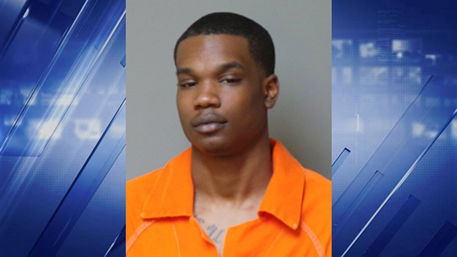 Police said Davis admitted to pulling the gun to try and scare a driver in Florissant