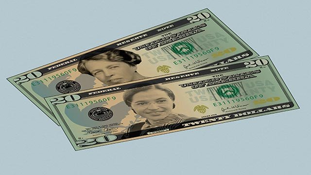 (Shutterstock/CNN Money) Forget about Andrew Jackson and his big hair. It's time we put a woman on the $20 bill.