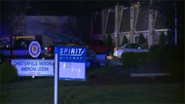 Multiple buildings sustained damage Thursday night