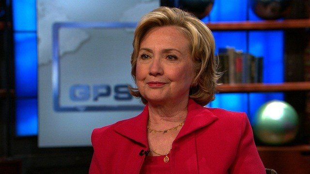 Hillary Clinton is running for President.