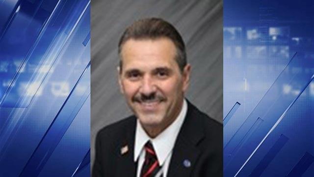 (City of Wentzville) Mayor Nick Guccione