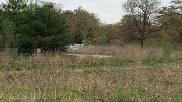 Homicide was called to investigate after a man's body was found in Forest Park Tuesday