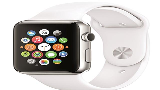 (Apple) Apple unveiled the company's first major consumer device in years on Monday, March 9, 2015.