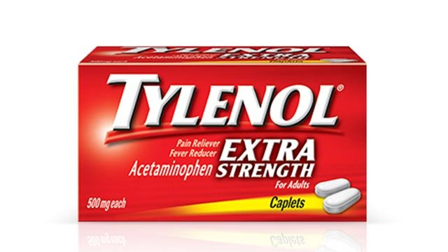 (Source: Tylenol.com)