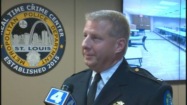 Chief Sam Dotson (Credit: KMOV)