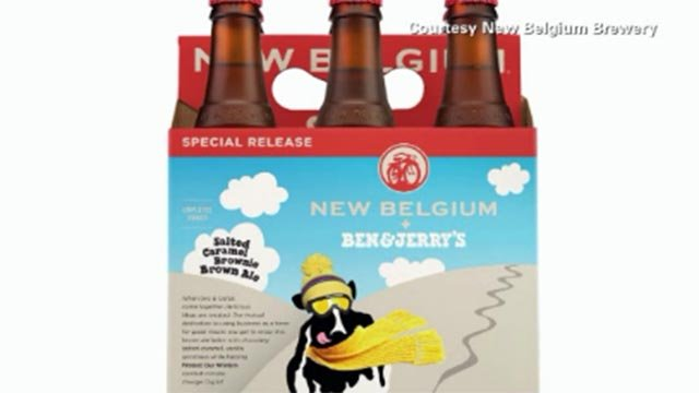 (Source: New Belgium Brewery)