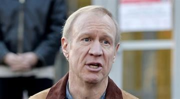 Illinois Governor Bruce Rauner (AP Images)