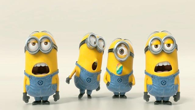 """(Source: Universal Pictures) Universal Studios released the first official trailer for """"The Minions."""" The movie is scheduled to be released in July 2015."""