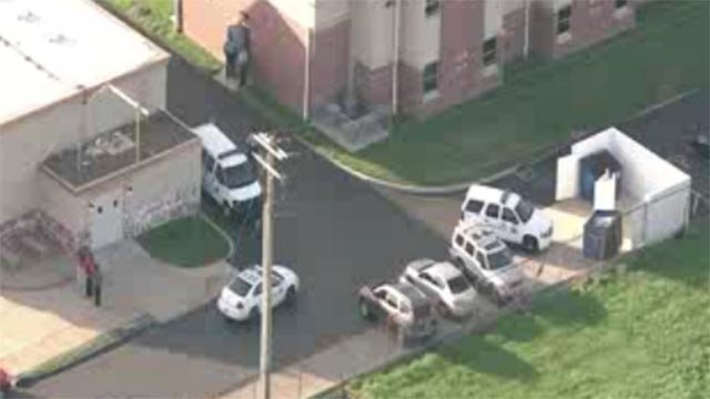 One person was fatally shot on the campus of the St. Louis Job Corps Center in north St. Louis Wednesday