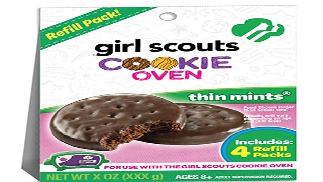 (Source: Wicked Cool Toys) A delicious baking experience with the first-ever Girl Scouts Cookie Oven?, as well as a line of role play products, inspired by the preeminent girls' leadership organization in the U.S.