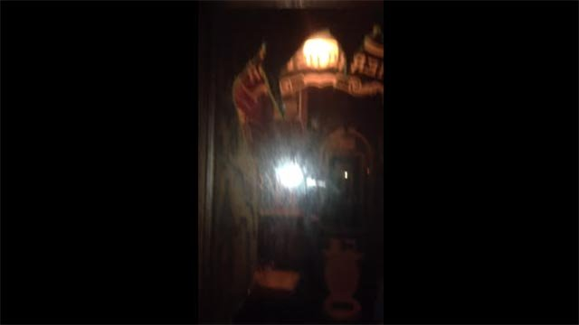 (Credit: Tamale Rocks) Comedian Tamale Rocks found a two-way mirror in a bar's ladies room