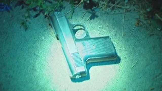 A gun (Credit: KMOV)