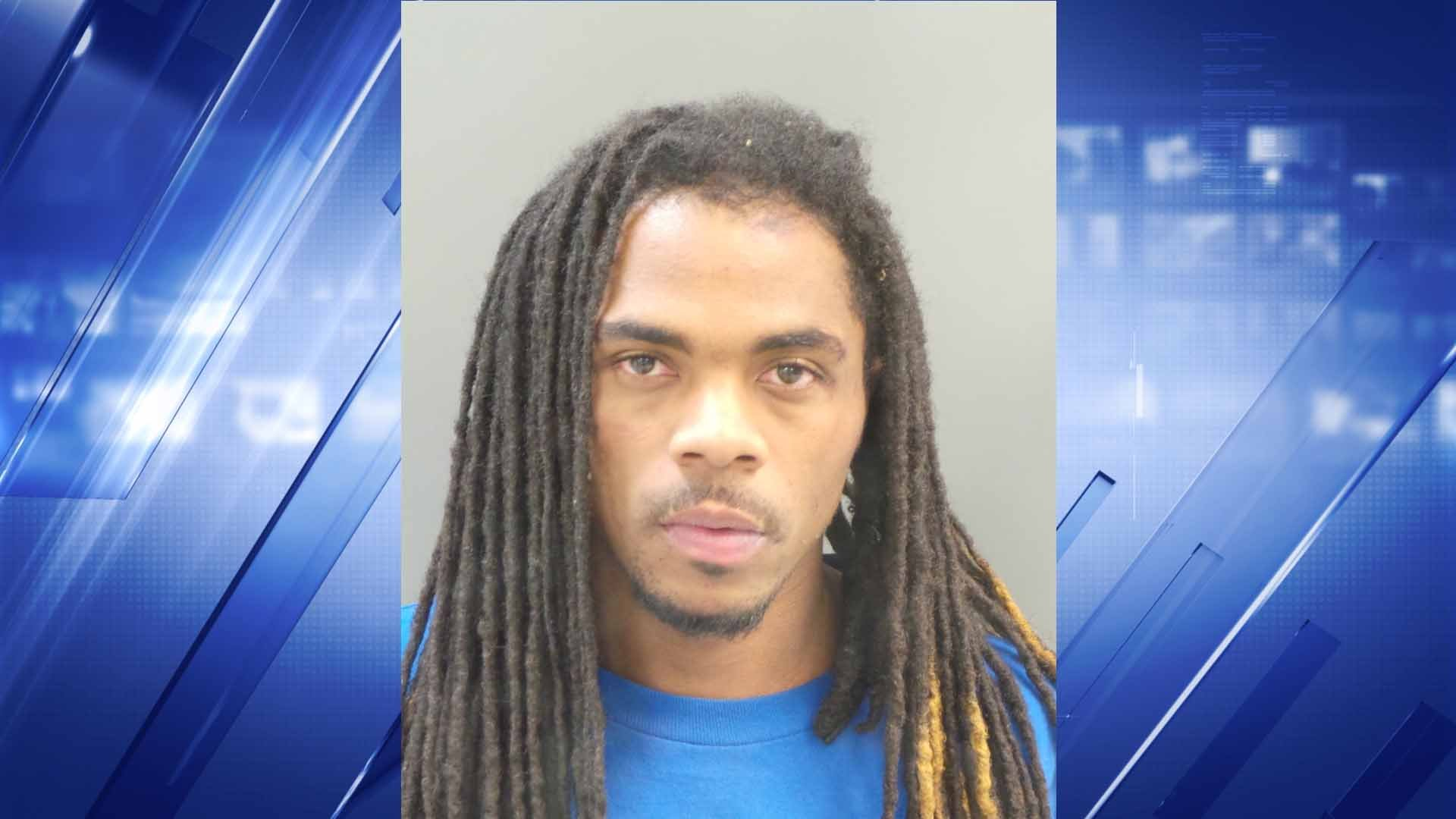 Dennis Owens is charged with attempted assault on a law enforcement officer