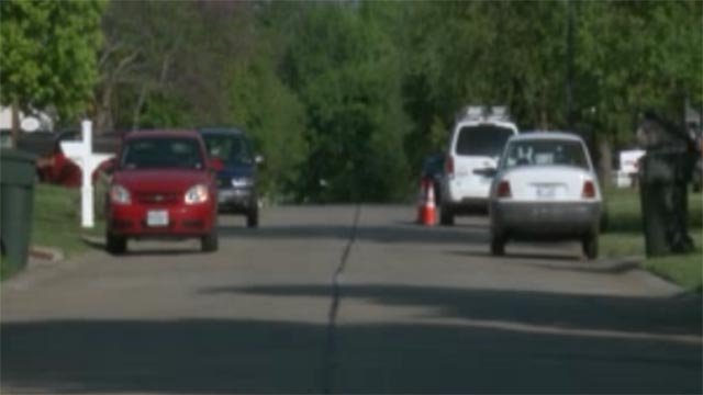 Police in St. Peters will be looking for cars parked in the roadway during neighborhood sweep