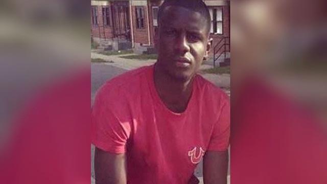 (Source: Family of Freddie Gray) Freddie Gray, 25, died in police custody on April 19.