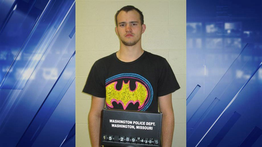 Michael D. Faifer, 18, is facing numerous felony charges for allegedly breaking into a Washington Missouri school.