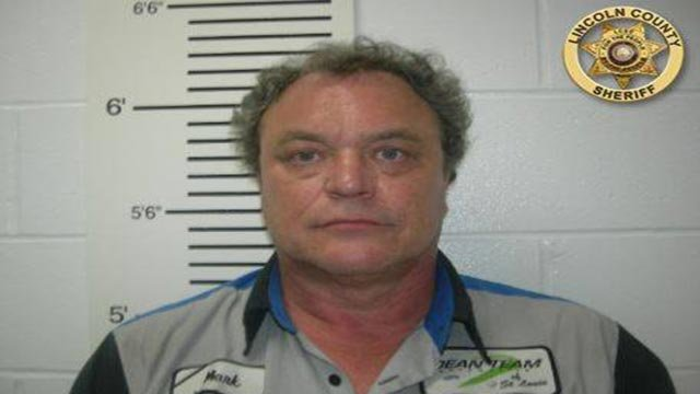 (Credit: Lincoln County Sheriff) Mark Brian Jameson, of Elsberry, is accused of molesting a girl while she was between the ages of 8 and 12.